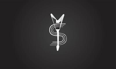 YS Guitar Logo