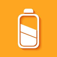 Logo pile. Batteries.