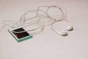 Green Ipod Nano