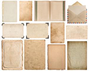 Paper, book, envelope, cardboard, photo frame corner