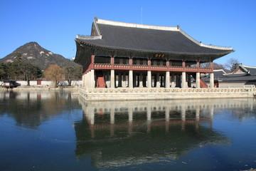 景福宮 慶会樓