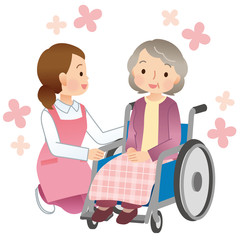 介護 車椅子 高齢者