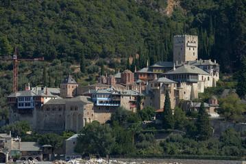 Docheiariou monastery, Mount Athos, Athos, Halkidiki, Greece