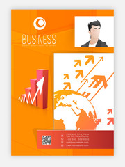 Template, Brochure or Flyer for your Business.