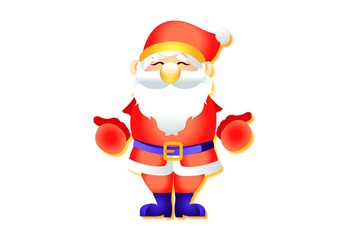 Artistic Christmas Vector Icon