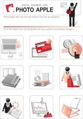 Lifestyle Vetor Icon Set