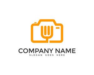Food Photography Logo Design