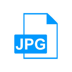 Jpg icon file vector