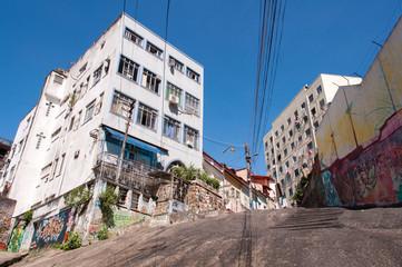 Historical Site of Rio de Janeiro City - Rock of Salt