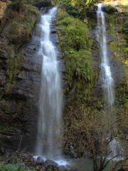 Thailand waterfall in Sukhothai (Tad Dao)