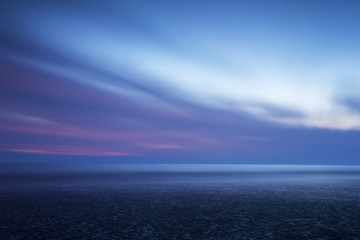 Beautiful Colourful Abstract Seascape