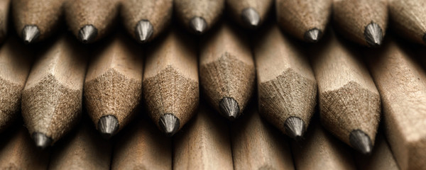 Graphite pencils - Banner/Header edition