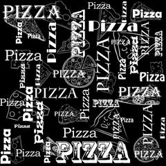 Обои, Меню для пиццерии и ресторанов. Изображение продукции.