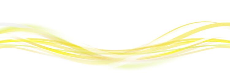 Welle Wellen Band Gelb Hintergrund