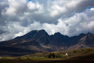 Scotland kilbride landscape