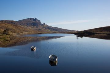 Isle of Skye loch fada
