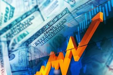 Dollars Exchange Concept