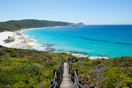 Cable Beach Torndirrup National Park Albany