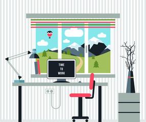 Workplace freelancer