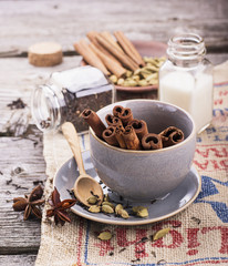 tea masala ingredients