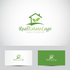 Vector Real Estate Logo Design