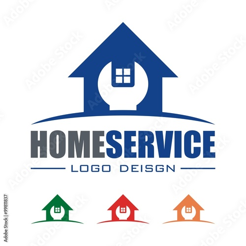 Handyman Logo Vector |...