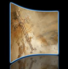 Cross of Rusty Wire