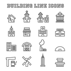 building long shadow icons