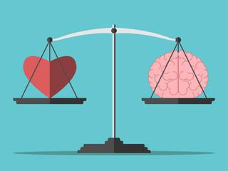 Balance, heart and brain