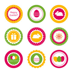 Cupcake toppers for Easter