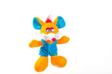 Plush toy rat