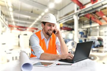 Ingenieur im Maschinenbau // Engineering