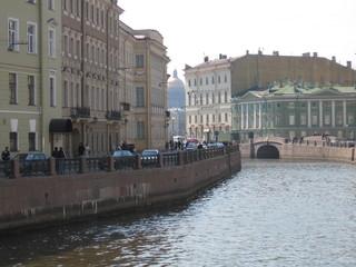 Вид на Обводной канал, Санкт-Петербург