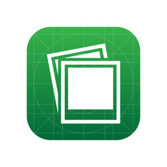 Picture icon for web and mobile