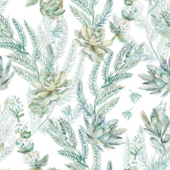 Floral seamless pattern. s