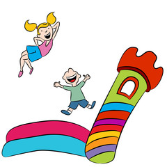 Bounce House Kids