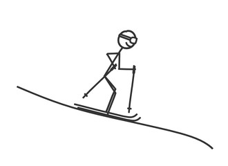 sm skifahren II