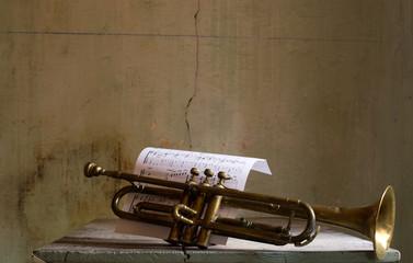Antica tromba jazz
