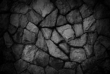 gray stone for texture background