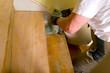 Holzreppe abschleifen