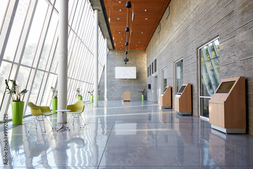 Foyer Area Q : Quot empty foyer area of modern office stock photo and