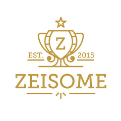 Z Logo - Winner Champion Cup