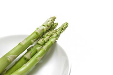 ヘルシーな野菜のアスパラガス