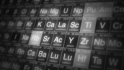 Search photos looping background 016 periodic table of elements animation perfect looping background loopable 4k urtaz Images