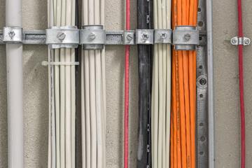 Strom Energie Leitungen