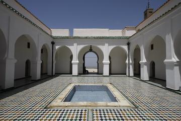 Tuinposter Algerije Sidi Boumediene Madrasa, Algeria