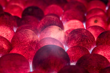 Grape abstract
