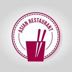 Asian Restaurant icon