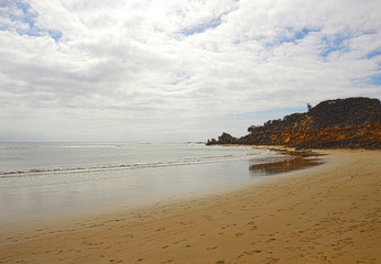 Ocean coast of Australia.