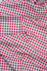 picnic checked fabric